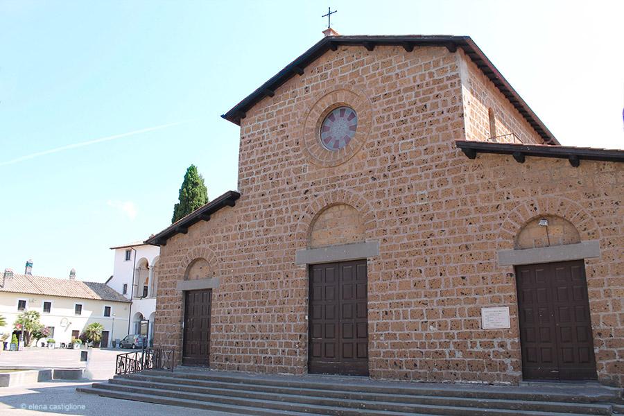 Chiesa di Santa Maria Maggiore a Cerveteri