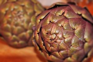 la cucina romana : carciofi romaneschi