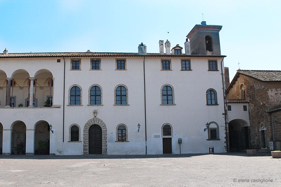 palazzo Ruspoli a Cerveteri