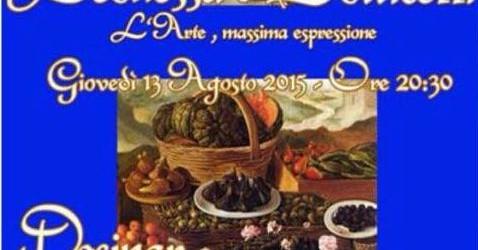 Cena Rinascimentale nel Chiostro di S. Francesco