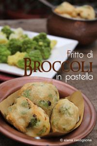 Broccoli in pastella