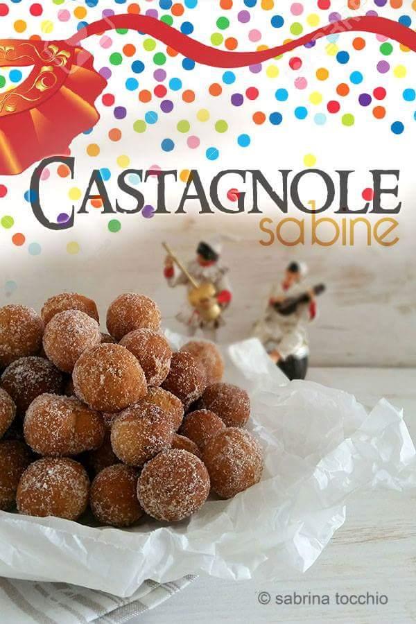 Castagnole sabine