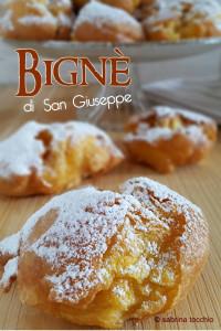 Bignè di San Giuseppe