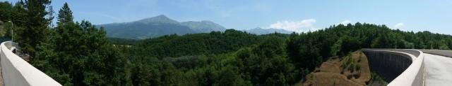 Panoramica Monti della Laga