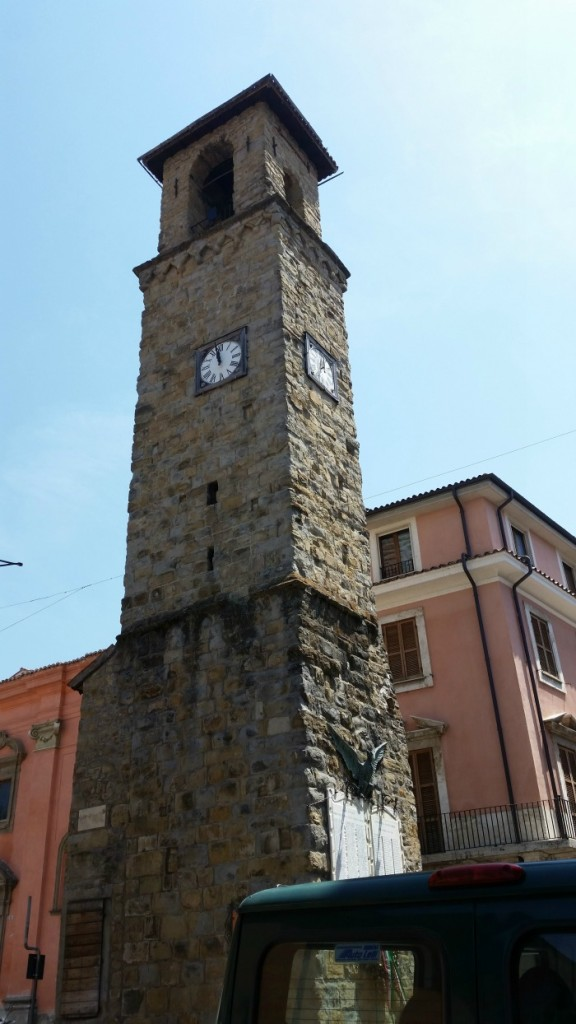 Torre Civica secolo XIII