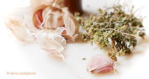 aglio e origano