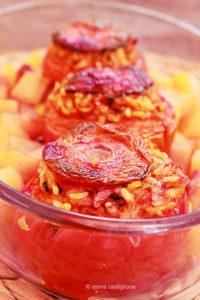 pomodori col riso 5