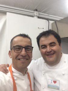 Giancarlo Paoni e Gennaro Esposito