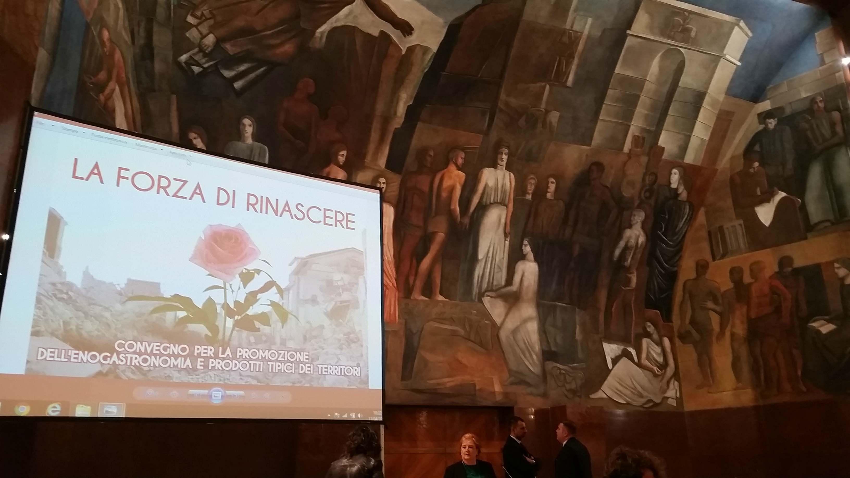 Aula Magna Università La Sapienza