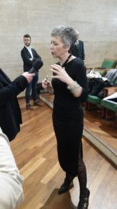 Irene Pivetti Convegno Sisma