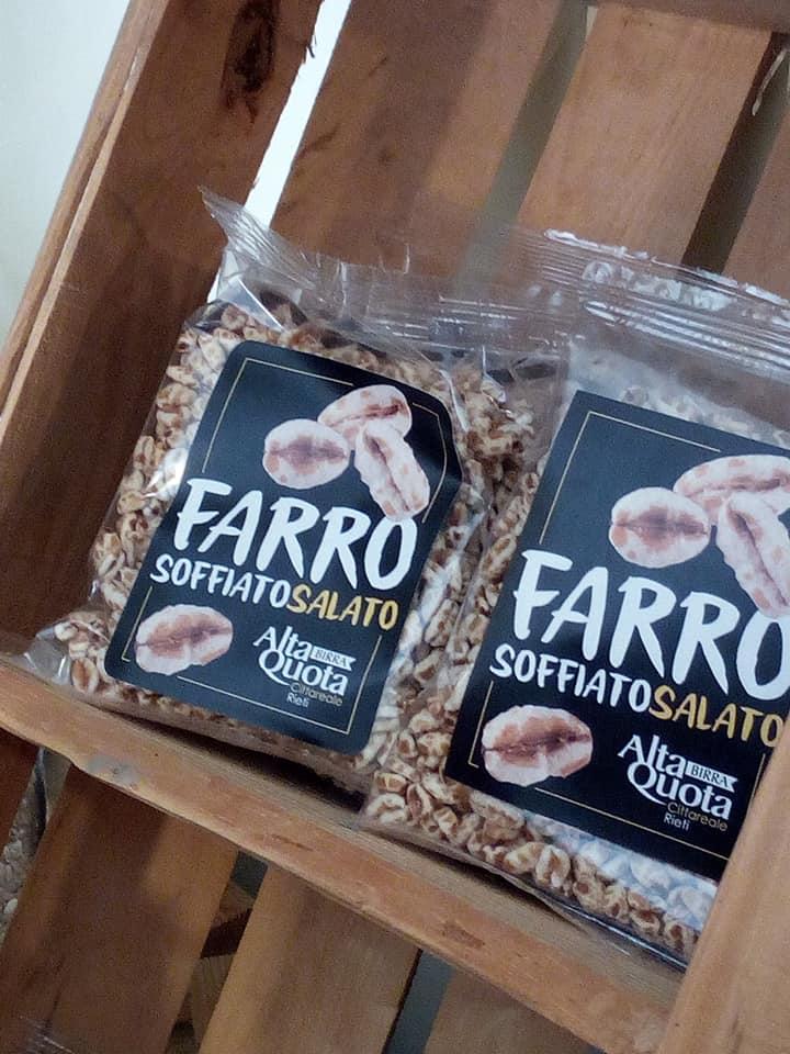 Farro salato Birrificio Alta Quota Cittareale