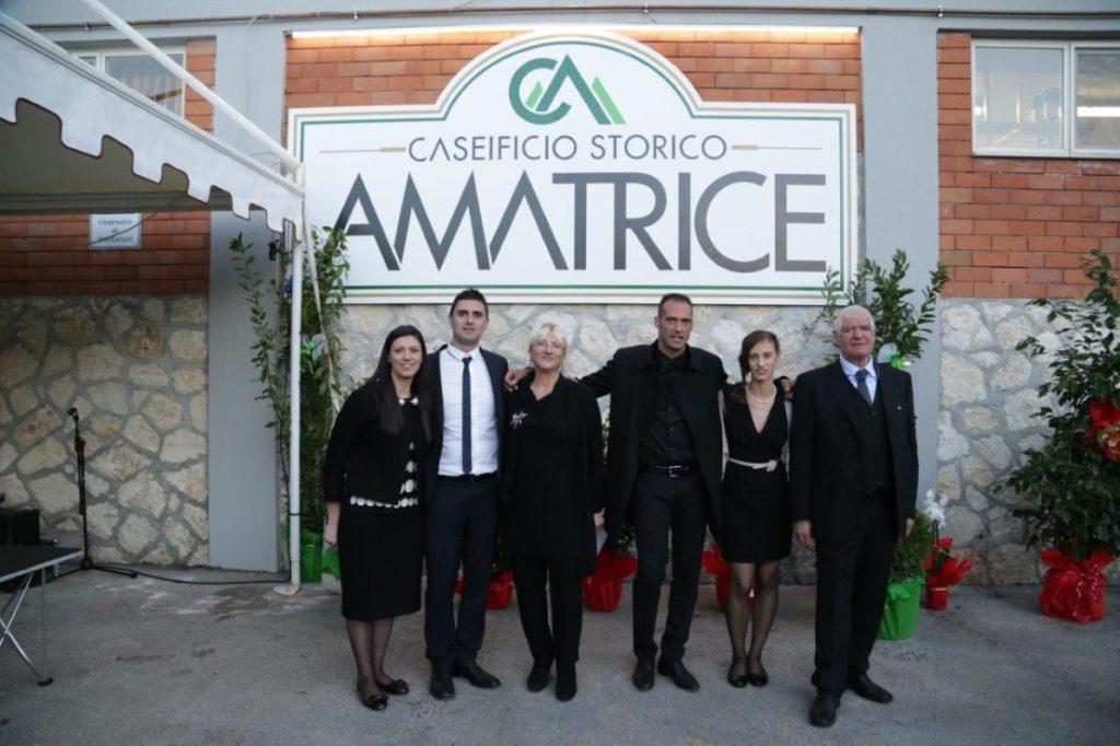 Famiglia Petrucci Caseificio Amatrice