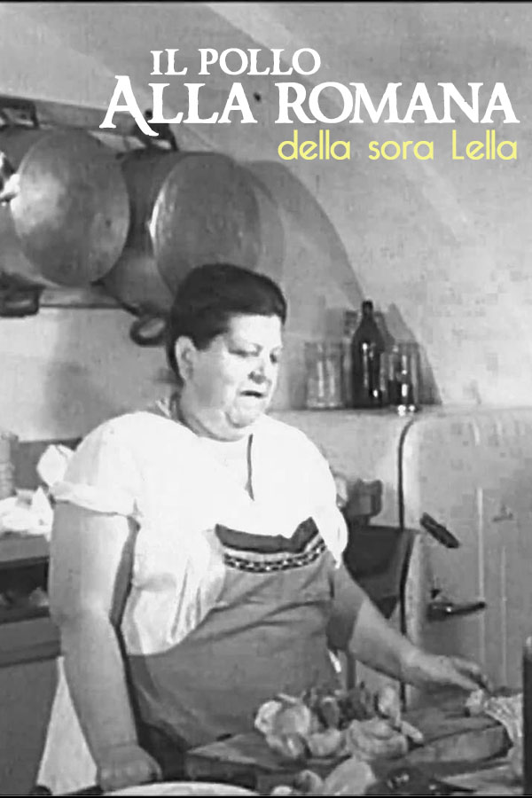 il pollo alla romana della Sora Lella