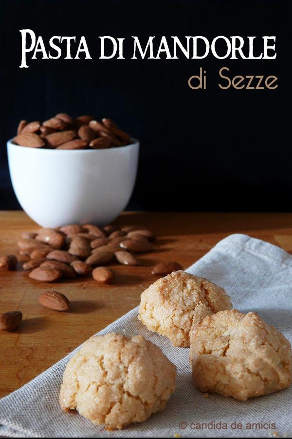 paste di mandorle di Sezze
