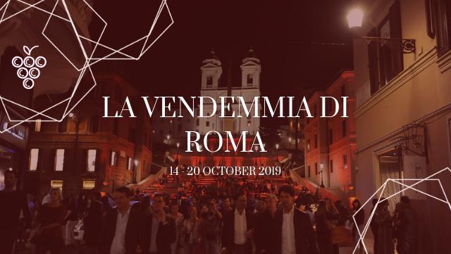 La Vendemmia di Roma 2019