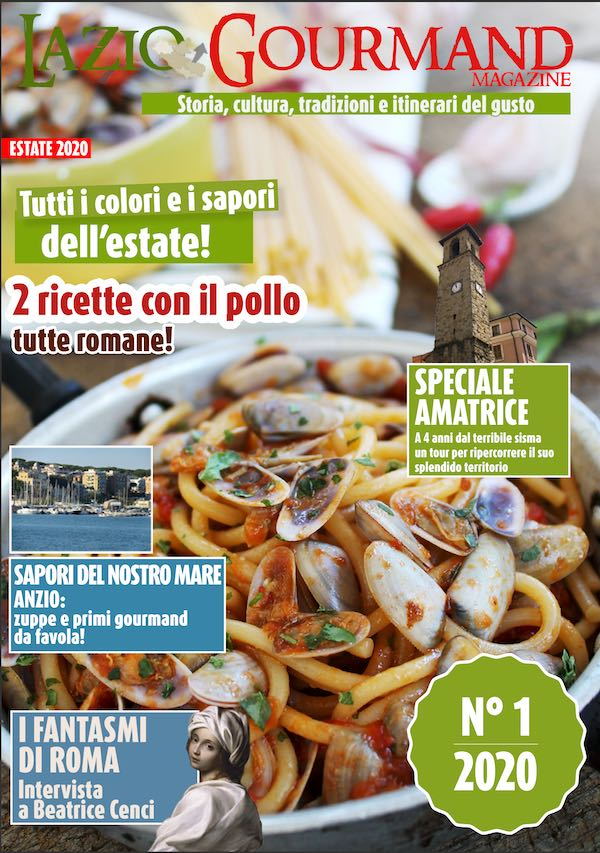 Lazio Gourmand-Magazine n° 1