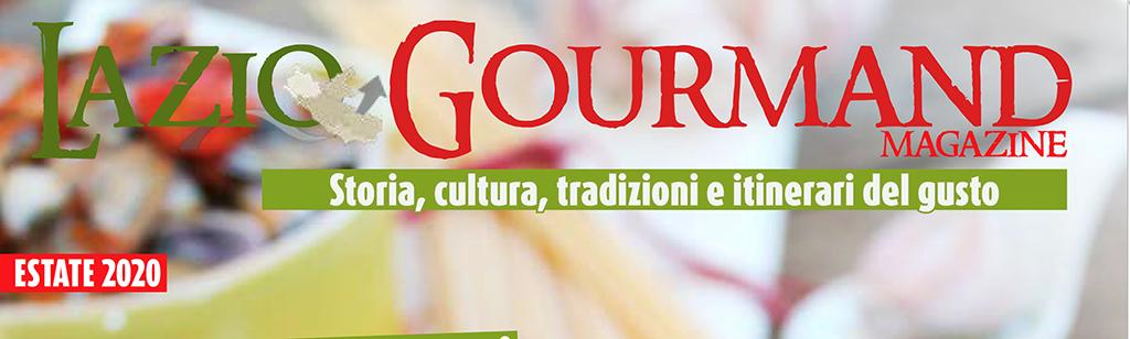 Lazio Gourmand-Magazine n 1