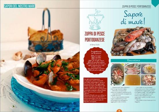 Zuppa di pesce su Lazio Gourmand-Magazine n 1